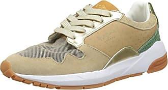 PEPERose, Chaussures de ville à lacets pour Femme Marron, 37 EU