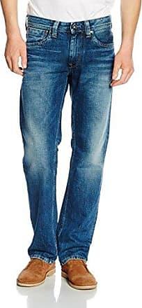 Cane- Jeans - Droit - Homme - Bleu (Denim-PM200072Z452) W28/L32Pepe Jeans London Mju15aBUWf