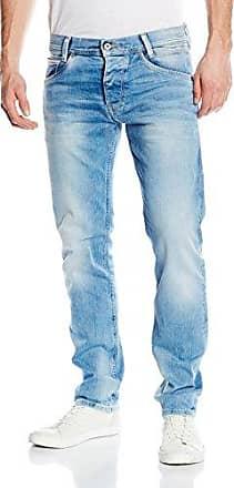 Spike, Vaqueros para Hombre, Azul (Denim M82), W29/L32 Pepe Jeans London