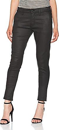 Joey Coated, Pantalon Femme, Noir (Black), W26/L30 (Taille Fabricant : 36)Pepe Jeans London