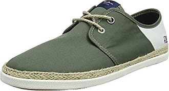 Pepe Jeans London Derry Suede, Zapatos de Cordones Oxford Hombre, Marrón (Tobacco), 43 EU