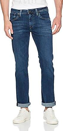 Kingston Zip, Vaqueros para Hombre, Azul (Denim N27), W28/L32 Pepe Jeans London