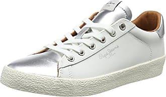 London, Sneakers Basses Femme, Beige (Lt Nude), 40 (EU)Pepe Jeans London