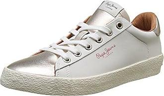 Jean Pepe Londres Or Femmes Pignon Chaussures De Sport - Or - 40 Eu QcRKmJ