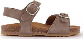 Sale - Suede Double Strap Sandals - P qPsgdq