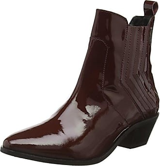 Ramsy Basic, Chaussures Lacées Femme, Violet (299Burgundy), 38 EUPepe Jeans London