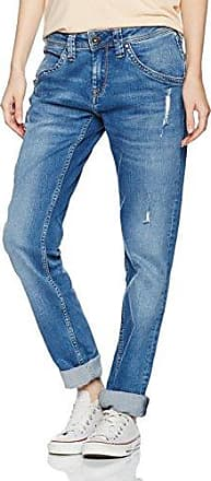 Womens New Brooke Pl200019d45000034 Jeans, Blue (Denim), 44 (Manufacturer Size: 34) Pepe Jeans London