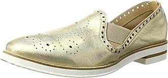 Peperosa 402, Zapatos de Cordones Derby para Mujer, Beige (Titanio Titanio), 39 EU