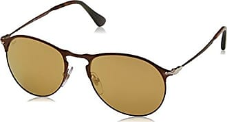 Unisex-Adults 2388 Sunglasses, Brown 1066O3, 51 Persol