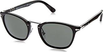 homme 0Po3110S 95/58 51 Montures de lunettes, Noir (Black/Greenpolarized)Persol
