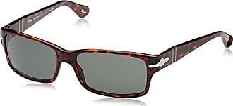 mixte adulte 0Po2803S 24/58 58 Montures de lunettes, Marron (Havana/Grey)Persol