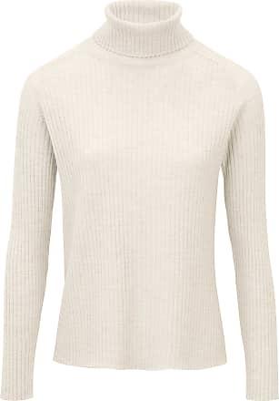 Große Größen - Rollkragen-Pullover aus 100% Schurwolle-Merino Peter Hahn