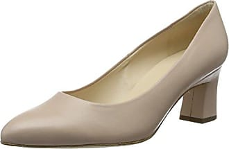 Claudi, Zapatos de Tacón con Punta Cerrada para Mujer, Azul (Notte Samoa Crown 840), 39 EU Peter Kaiser