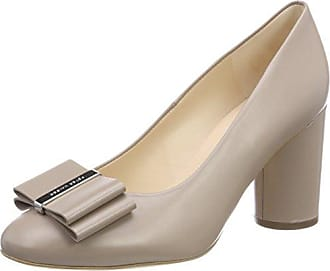 Les P'Tites BombesArianne - Zapatos de Tacón Mujer, Beige (Beige (Taupe)), 41