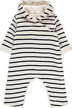 New Styles Sale Online Store Makar Marinière Jersey Jumpsuit Petit Bateau UCdS4F8