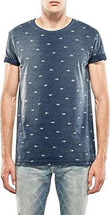 SS R-Neck, T-Shirt Homme, 501, MPetrol Industries
