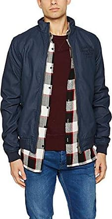 Jacket, Chaqueta para Hombre, Azul (Black Navy 597), L Petrol Industries