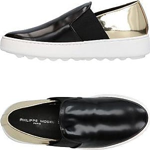 Slip on Sneakers for Women On Sale in Outlet, Siren, Leather, 2017, US 9 (EU 39) Philippe Model