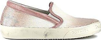 Philippe Model Damen Soldlp26 Rosa Pailletten Slip on Sneakers vD27CsqOl