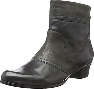 Piazza 850335, Zapatos de Cordones Brogue para Mujer, Azul (Blau 5), 41 EU
