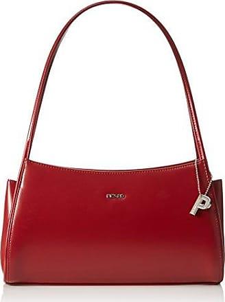 Picard Berlin Mini Bag Sac à main porté à l'épaule cuir 20 cm Rot kxKwBR