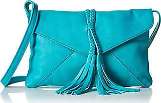 Axelle, Umhängetasche, Blau - Bleu (Pacific) - Größe: Taille Unique Pieces