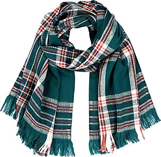 Womens Pcilise Long Scarf, Multicoloured (Whitecap Gray), One Size Pieces
