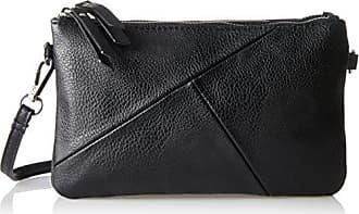 Pcmore Leather Cross Over Bag Noos 17066162 Damen Umhängetaschen 20x13x4 cm (B x H x T) Pieces q6mVQ