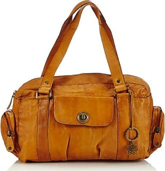Damen Totally Royal Leather Small Bag Noos 17055351 Bowling Tasche Pieces 3vPDAvrAF