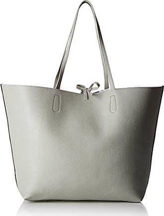 Pcdeedee Shopper, Womens Shoulder Bag, White (Bright White), 10x35x40 cm (B x H T) Pieces