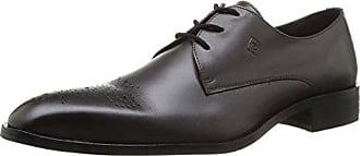 Myles 07, Zapatos de Cordones Derby para Hombre, Gris (Grau 30710), 42 EU Josef Seibel