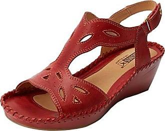 902-5645_I16, Mary Jane Femme - Rouge - Rouge (Garnet), 36Pikolinos