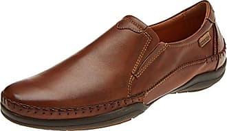 Salou M9j, Mocassins (Loafers) Homme, Marron (Cuero), 46 EUPikolinos