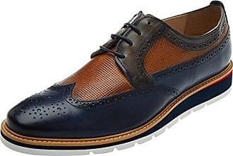 Pikolinos Lugo M1F, Zapatos de Cordones Oxford para Hombre, Negro (Black Black), 40 EU