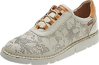 Cassis Cote DAZUR QWERTY, Zapatos de Cordones Derby para Mujer, Dorado 40 EU Cassis côte d'azur