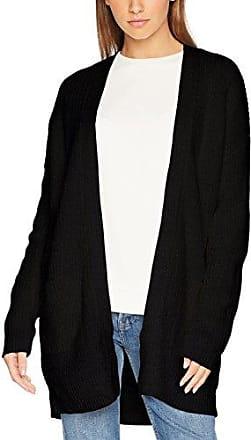 Esprit 997EO1K808, Cárdigan para Mujer, Negro (Black 001), Medium