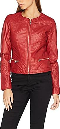 Pimkie VS S17 GROG2, Chaqueta de Ciclista para Mujer, Rojo (Rouge 342A03), 36
