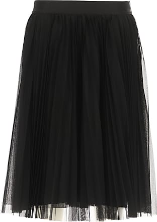 Skirt for Women On Sale, Black, Viscose, 2017, 30 Pinko