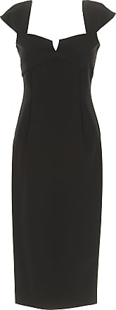 Dress for Women, Evening Cocktail Party On Sale, Black, poliammide, 2017, 8 Pinko