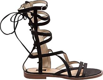 Pas Cher Confortable Pas Cher Ebay Pinko Sandales Spartiates Style De Mode Rabais abordable Réduction Avec Mastercard ii8vR