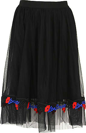 Skirt for Women On Sale, Multicolor, Viscose, 2017, 10 12 24 30 6 8 Pinko