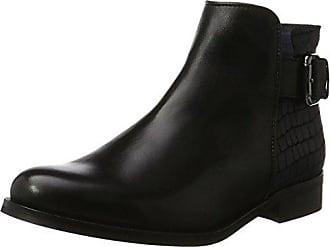 Pinto Di Blu Damen Mags Chelsea Boots, Schwarz (Black), 39 EU