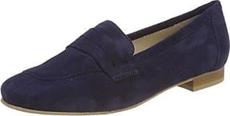 Bx 1249 Bspeziax, Mocasines para Mujer, Azul (Jeans Blue 2004), 40 EU Bronx