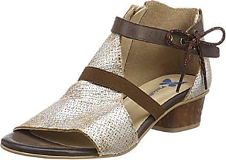 Starling, Ballerines Bout Fermé Femme, Marron (Brown 10), 39 EUPintoDiBlu