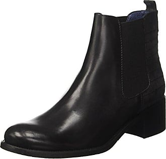 Lara, Chelsea Boots Femme, Bleu (Blue 03), 40 EUPintoDiBlu