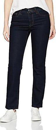 Womens 3098 6129 Jambe Droite Un Jean Droit Des Jeans Authentiques Pionniers eHSvb4Ay