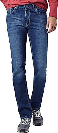 Rando, Vaqueros Straight para Hombre, Azul (Stone Used with Buffies 361), 42W x 30L Pioneer Authentic Jeans