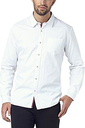 Uni Hemd, Chemise Casual Homme, Gris (Gray 155), 49 (Taille du Fabricant: XXL)Pioneer Authentic Jeans