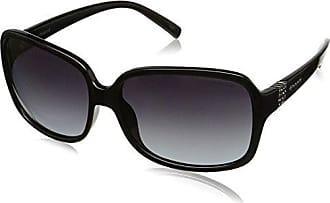Polaroid Damen Sonnenbrille Pld 4023/S LB D28, Schwarz (Shiny Black/Green Sf Pz), 58