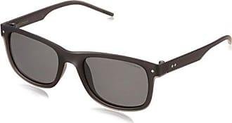 Polaroid Herren Sonnenbrille Pld 1026/S Y2 Cvs, Schwarz (Black Ruthen/Grey Pz), 48